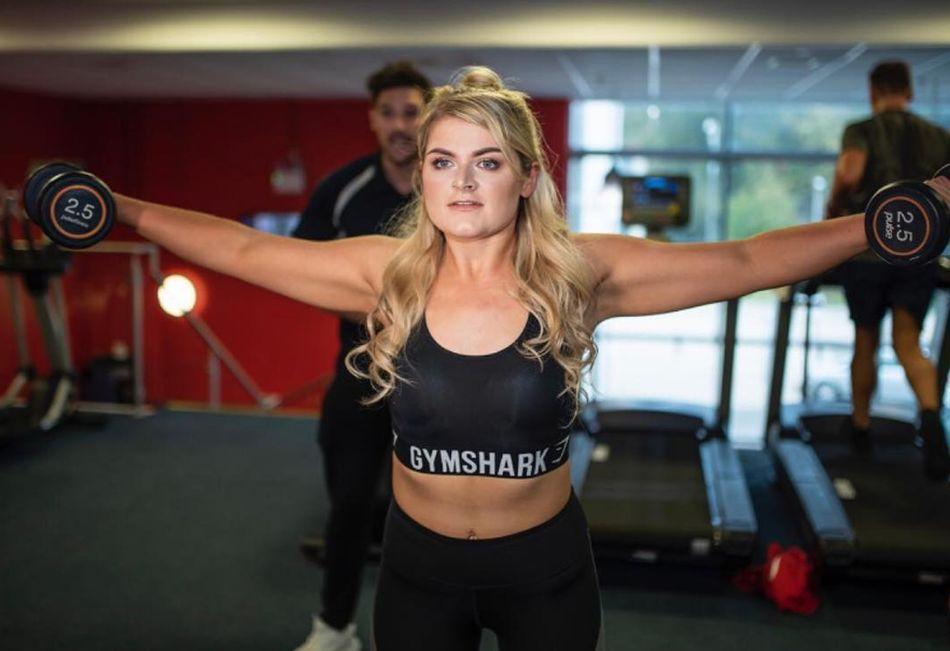 Sophie Matheson empezó a ver resultados semana a semana y cada vez se sentía mucho mejor. (Foto: Instagram)