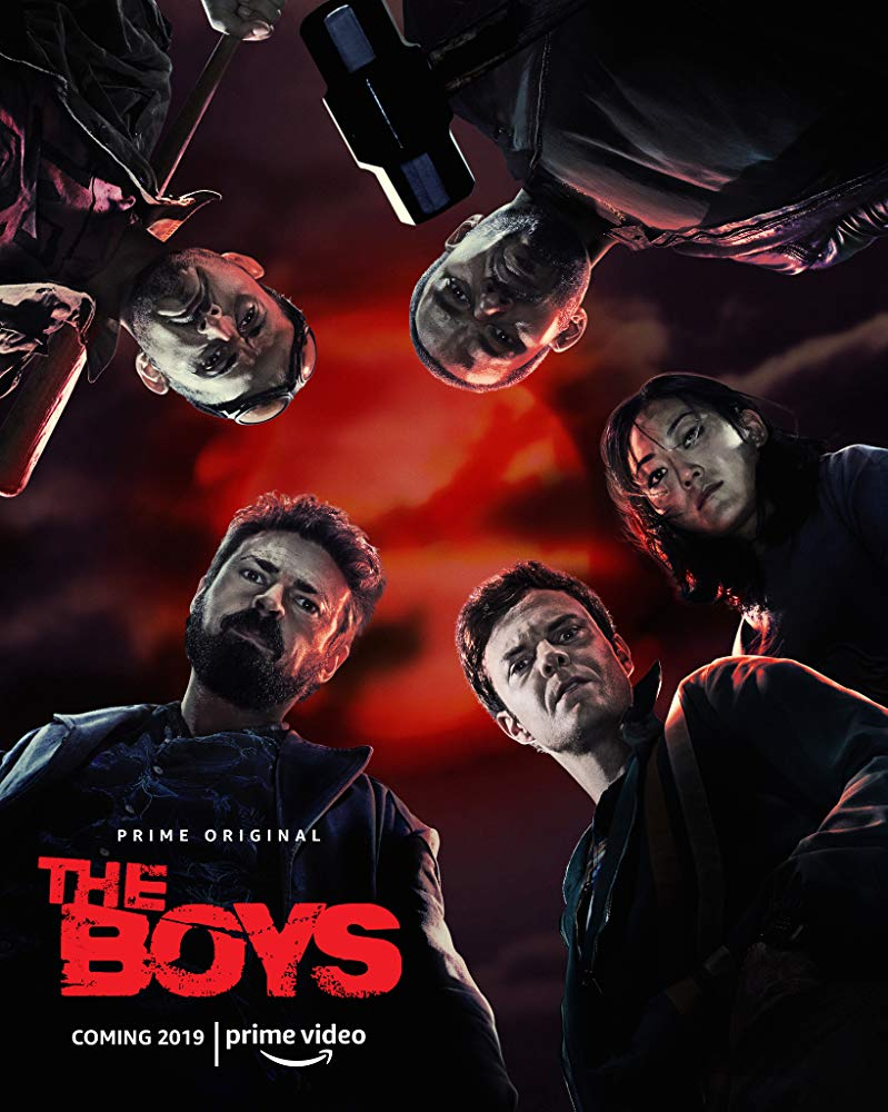El 26 de septiembre de 2018 se publicó el póster oficial de la serie (Foto: Amazon Prime Video)