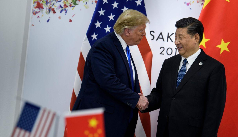 29 de junio del 2019. La Casa Blanca permitirá a las empresas estadounidense que vendan productos al fabricante chino Huawei, anunció Donald Trump. (AFP)