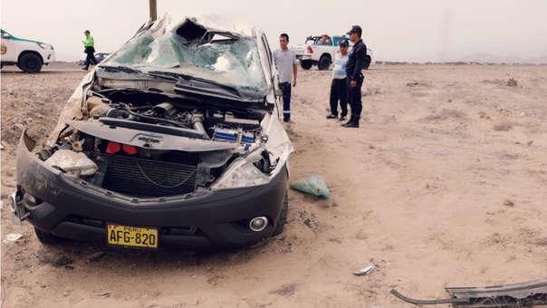 Médicos del Hospital de Chocope confirmaron la muerte de la autoridad. (Foto: Estrella Perú Noticias / Chepén)