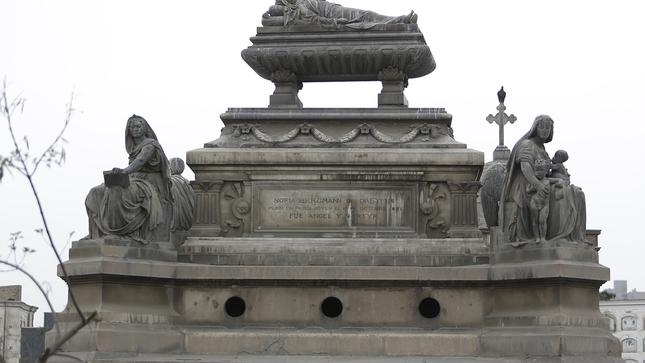 El Presbítero Matías Maestro fue inaugurado el 31 de mayo de 1808 por el Virrey José Fernando de Abascal y fue diseñado por el sacerdote y arquitecto Matías Maestro. (Foto: Ministerio de Cultura)