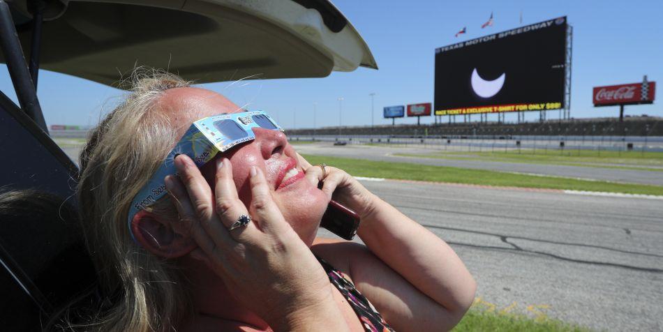 La protección de los ojos es muy importante. (Foto: AFP)