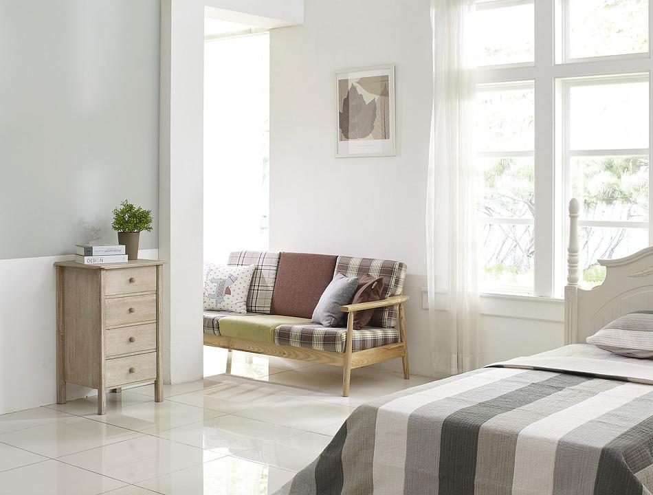 La luz natural es necesaria en cualquier espacio de tu casa. (Foto: Pixabay)