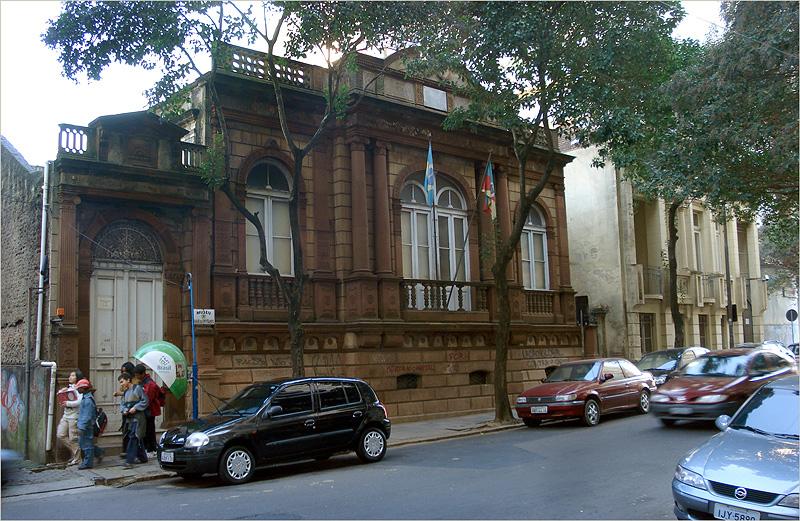 Para visitarlo, tienes que dirigirte hasta la Rua João Alfredo 582. (Foto: Viaje a Brasil)
