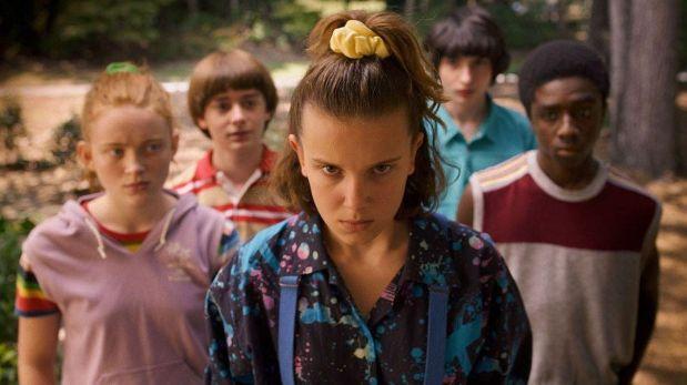 """""""Stranger Things"""" regresó con fuerza a Netflix con su tercera temporada. Puedes ver en los 8 episodios en la plataforma. (Foto: Netflix)"""
