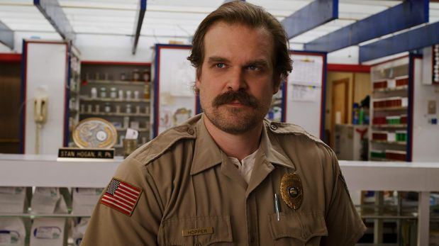 ¿Qué pasó al final con Jim Hopper? (Foto: Stranger Things / Netflix)