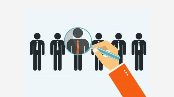 La elección de un candidato para un puesto dependerá de cómo da a conocer sus habilidades. (Foto: Freepik)
