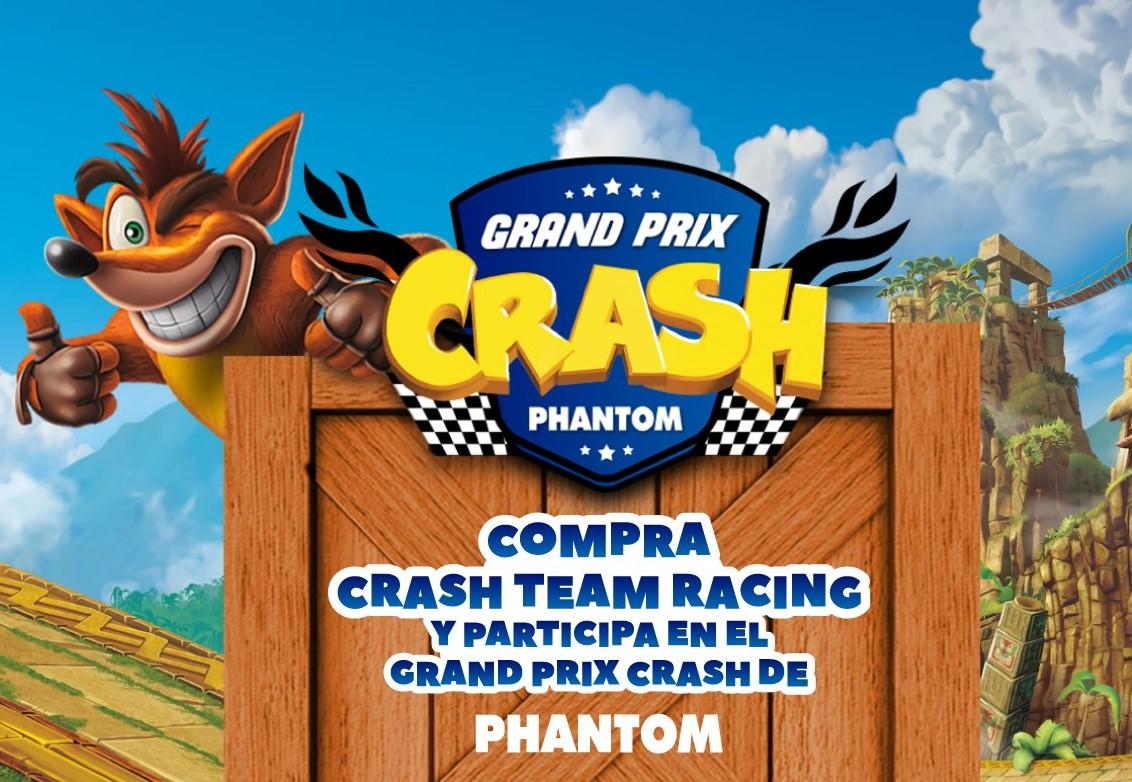 El nuevo juego Crash Team Racing: Nitro Fueled trae nuevas sorpresas a todos sus fanáticos peruanos. (Difusión)
