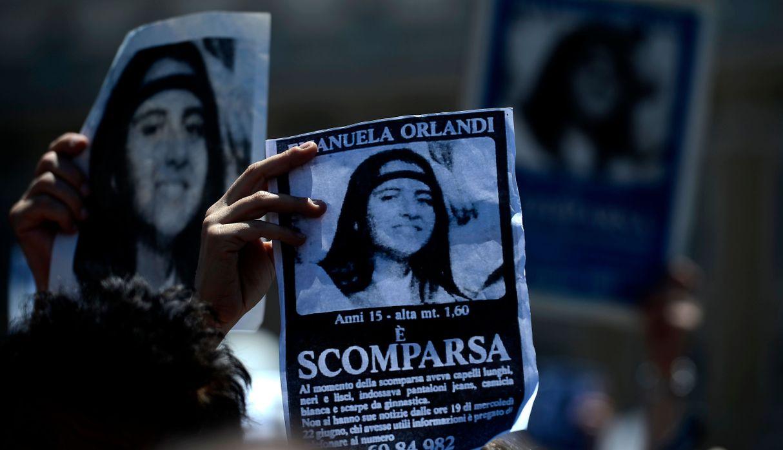 Emanuela Orlandi, hija de un empleado vaticano, desapareció en Roma en 1983. (Foto: EFE)