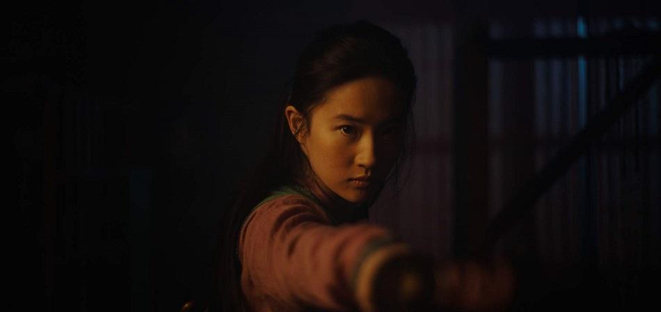 Liu Yifei interpreta a Mulan (Foto: Disney)