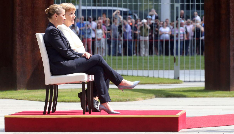El estado de salud de Merkel ha despertado preocupación en Alemania. (Foto: AFP)
