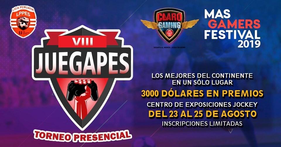 Las entradas ya están disponibles así que si quieres demostrar por qué eres el mejor en PES, llegó tu momento. | Liga Peruana de PES