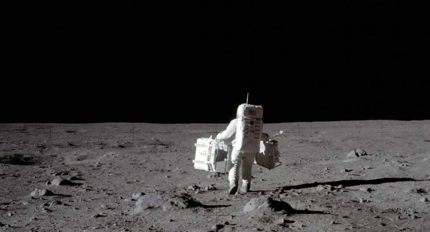 ¿No hay estrellas en el espacio? (Foto: NASA)