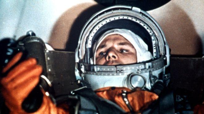 Yuti Gagarin, el primer hombre en llegar a la luna fue de la Unión Soviética (Foto: Sputnik News)