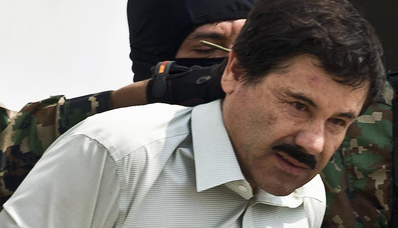 El Chapo pasará el resto de su vida en una prisión de Estados Unidos. (Foto: AFP)