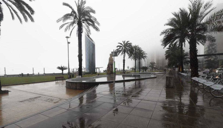 Julio fue el mes con más presencia de lloviznas. (Foto: César Campos/GEC)