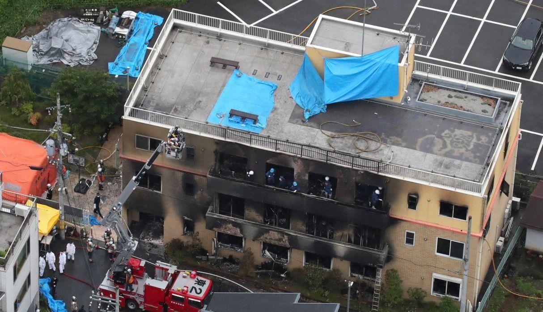 Kyoto Animation | PrayForKyoani | Las preguntas claves del incendio en un estudio de animación. (Foto: EFE)