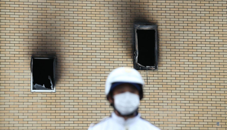 Kyoto Animation | PrayForKyoani | Las preguntas claves del incendio en un estudio de animación. (Foto: AFP)