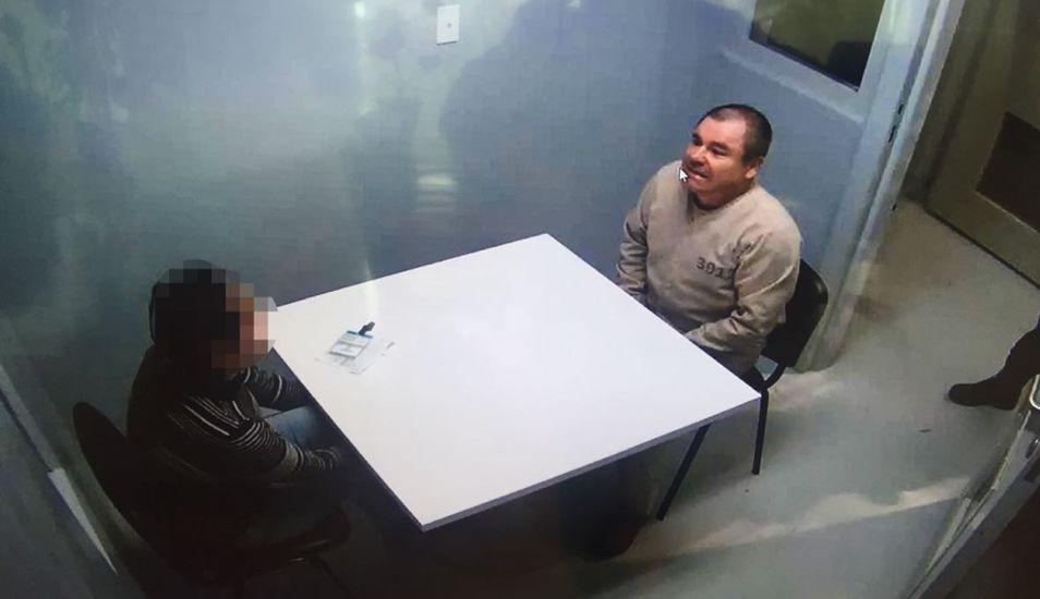 Se espera que el narcotraficante mexicano de 62 años cumpla su condena en la prisión de ADX Florence. (Foto: AFP)
