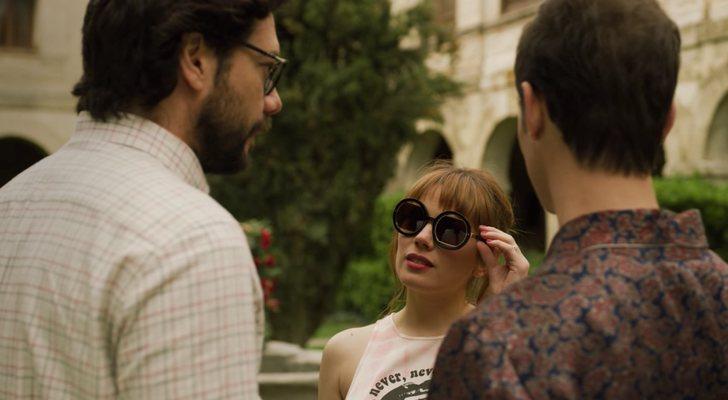 Tatiana ayudará a la policía o se sumará a los atracadores (Foto: Netflix)