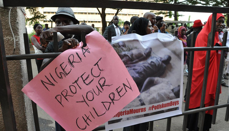 El gobierno de Nigeria comunicó que ya se han desplegado tropas adicionales para garantizar la seguridad en la zona. (Foto: AFP/Archivo)