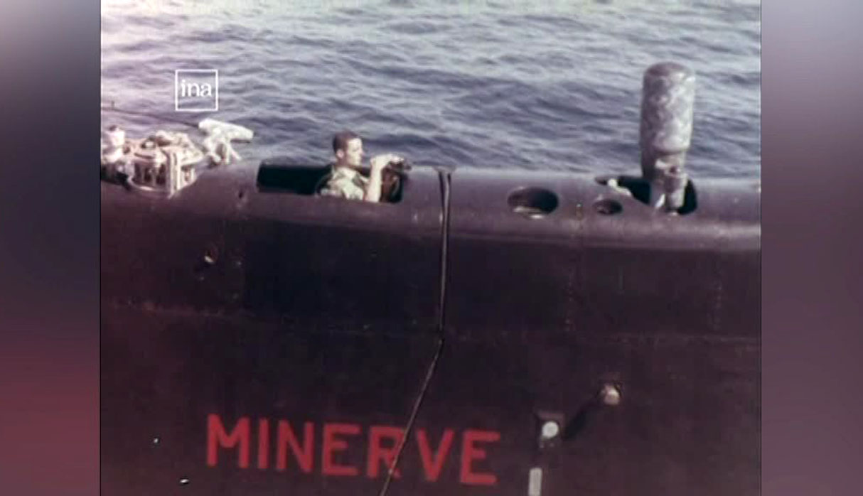 El submarino militar