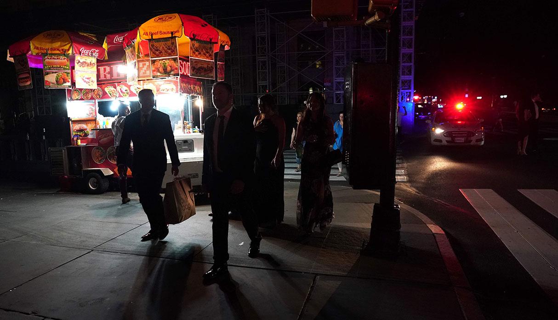 La falta de energía eléctrica perjudica a Nueva York, más cuando padecen una fuerte ola de calor. (Foto: AFP)