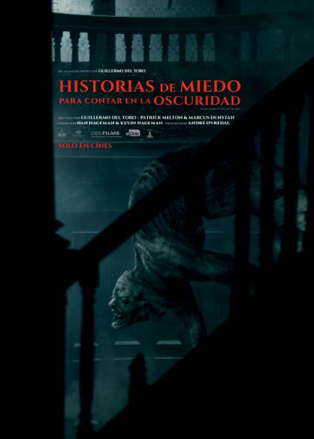 Guillermo del Toro presenta su nueva criatura. (Foto: Difusión)