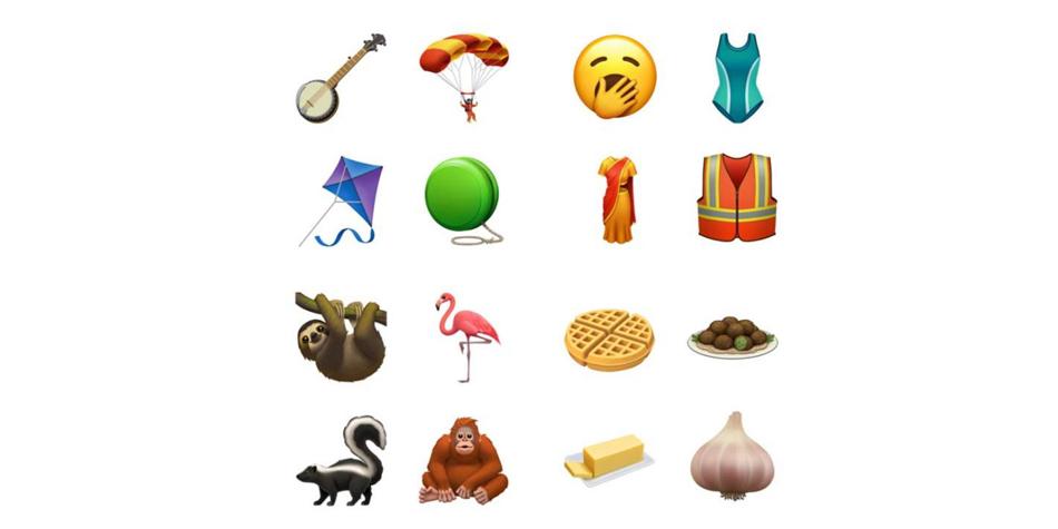 Estos son los próximos emojis que llegarán a la aplicación de WhatsApp en los próximos meses. (Foto: Unicode)
