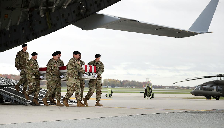 Estados Unidos pretende retirar sus fuerzas armas de territorio afgano. (Foto: AFP)