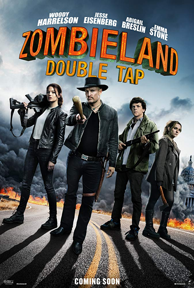 Los cuatro protagonista vuelven para la secuela de