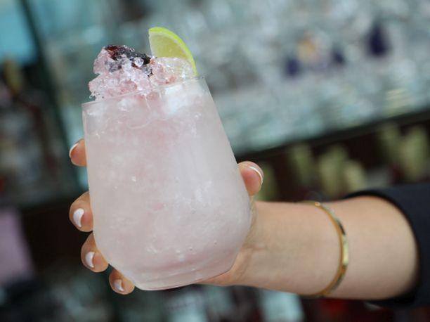 'Me sabe a Perú' es una bebida refrescante que mezcla el gin con la fruta. (Foto: Campari Group)