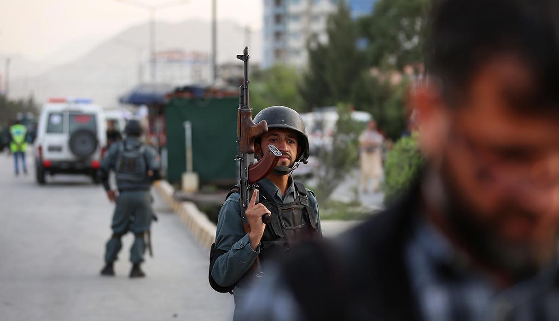 Se refuerza la seguridad en Afganistán, tras este atentado. (Foto: EFE)