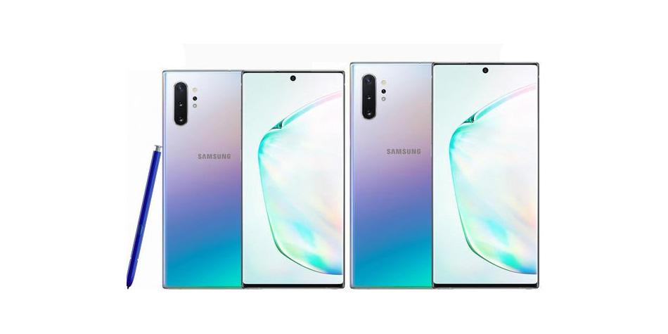 Así podría lucir el próximo smartphone de Samsung, el Galaxy Note 10, el mismo que tendrá una pantalla de 6.8 pulgadas. (Foto: Evan Leaks)