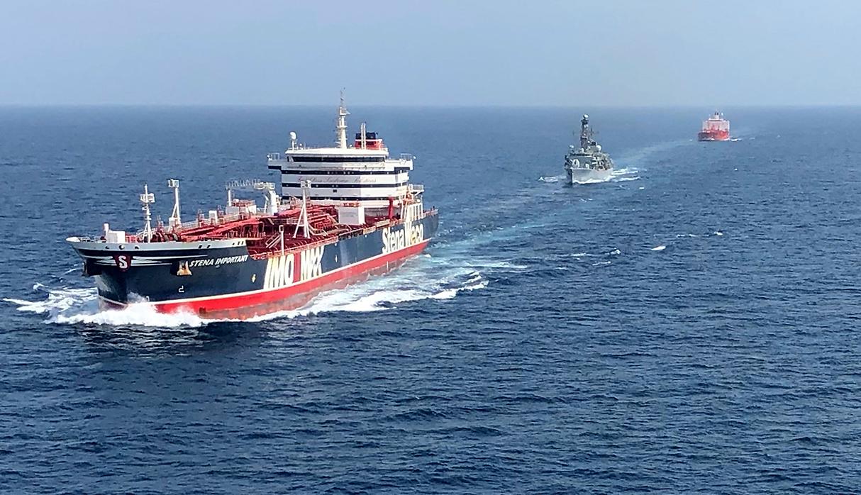 Irán y Reino Unido atraviesan por un delicado capítulo diplomático tras captura de petrolero. (Foto: AFP)