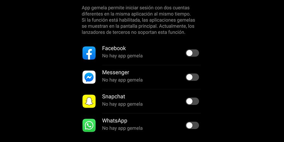 Para ello debes ingresar a los Ajustes de tu smartphone. No es necesario instalar aplicaciones que te permitan tener dos cuentas de WhatsApp. (Foto: Google)