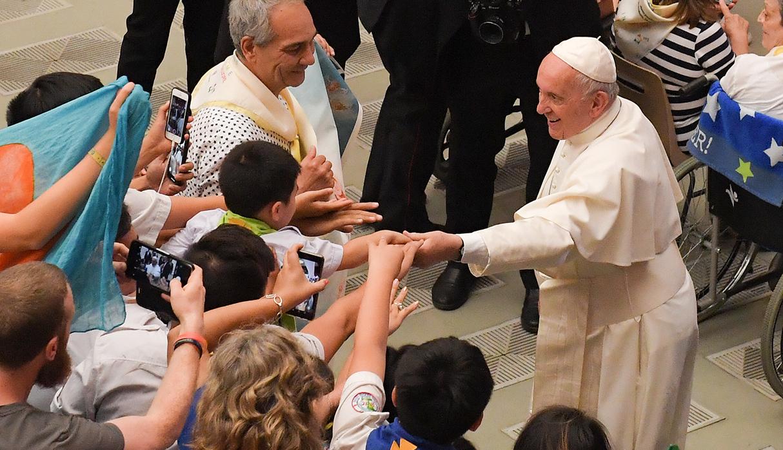 Papa Francisco endureció las leyes para prevenir y combatir actos de pederastia en la Santa Sede. (Foto: AFP)