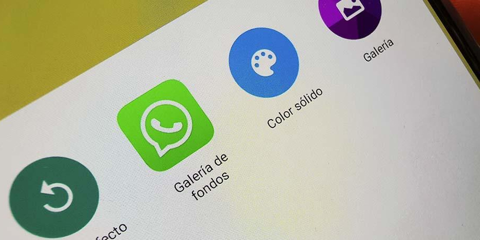 Conoce cómo puedes obtener los nuevos colores de WhatsApp. Sigue estos pasos para utilizarlos en tus conversaciones. (Foto: WhatsApp)