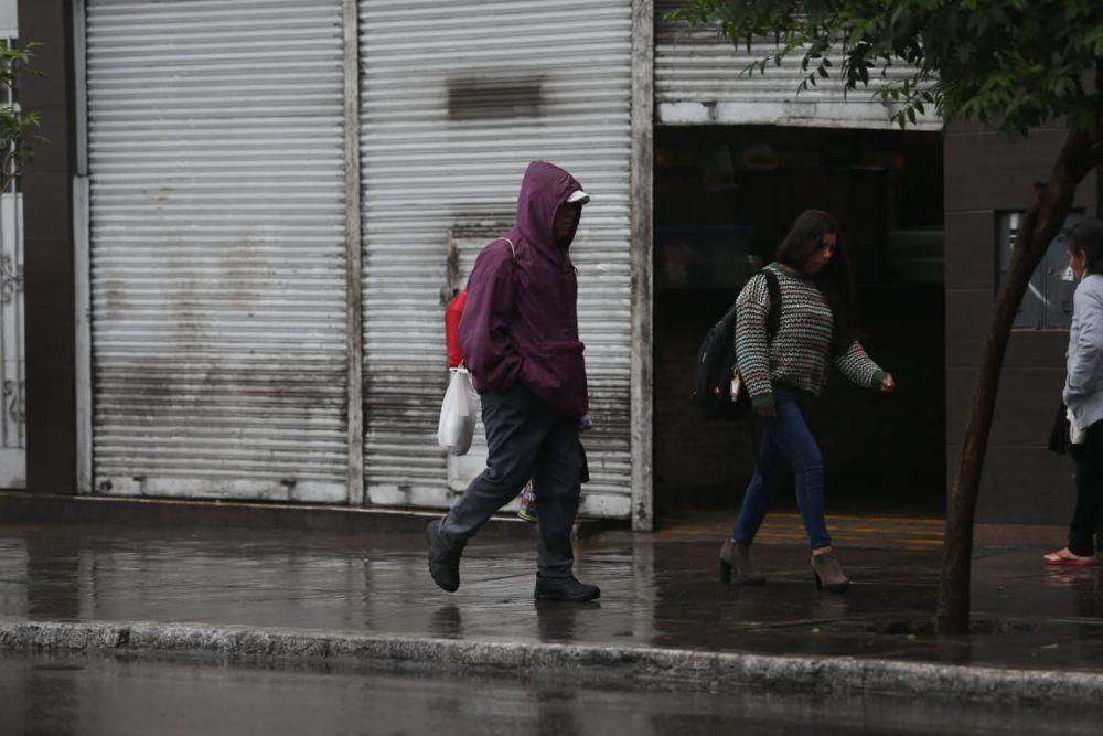 Lima está atravesando uno de los inviernos más fríos en casi 50 años. (Foto: GEC)