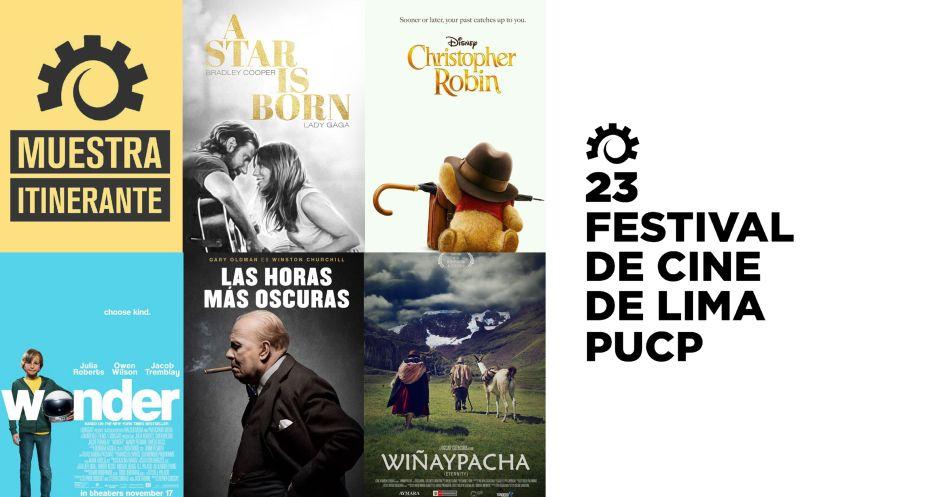 Diversas películas podrán ser disfrutadas de forma gratuita. (Foto: CAFAE)