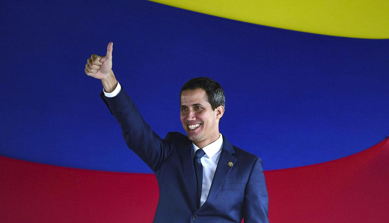 Juan Guaidó es el principal líder opositor a Maduro. (Foto: AFP)