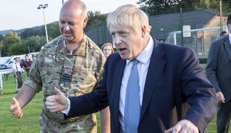 Boris Johnson ha confirmado su deseo de salir de la Unión Europea máximo el próximo 31 de octubre. (Foto: EFE)