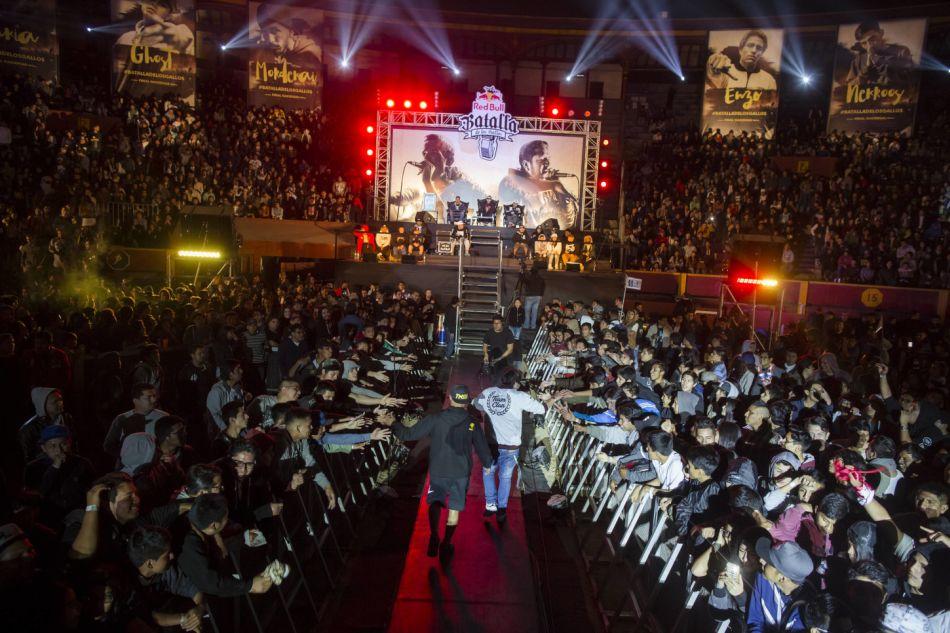Litzen es el rapero que representará a Perú en la Final Internacional. (Foto: Red Bull)