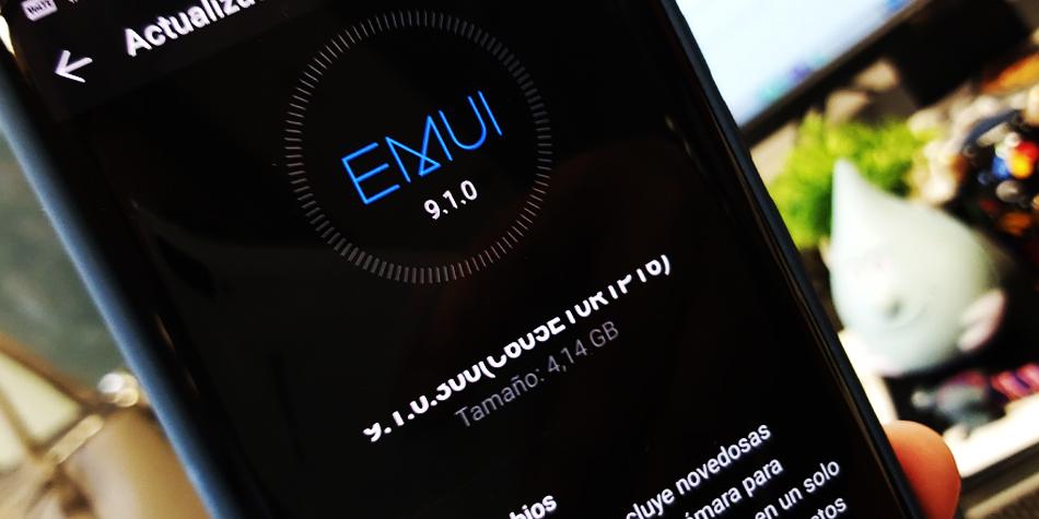 El nuevo sistema operativo de Huawei también trae el parche de seguridad que permitirá que malwares no dañen tu equipo. (Foto: Huawei)