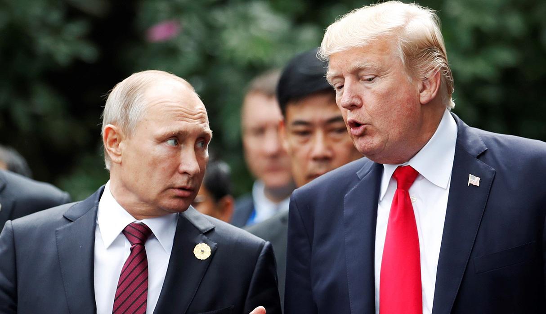 Vladimir Putin podría recibir la invitación de Donald Trump para la cumbre del G7 a realizarse en 2020 en USA. (Foto: EFE)