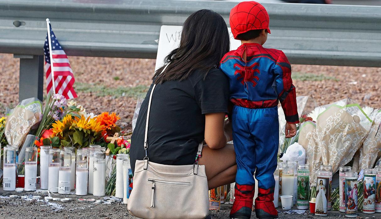 El tiroteo en Texas dejó 20 muertos y decenas de heridos. (Foto: EFE)