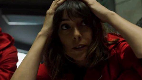 ¿Cuál será el rol de Belen Cuesta en la cuarta temporada de La casa de papel?(Foto: Netflix)