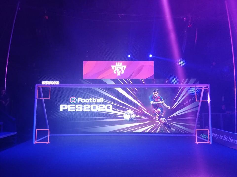 Konami realizó una espectacular presentación del juego en Lima. | Foto: Paolo Valdivia