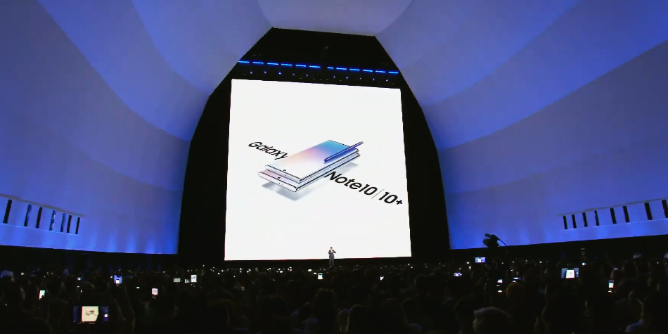 Conoce todos los detalles y el precio del Samsung Galaxy Note 10 y Note 10+. (Foto: Samsung)