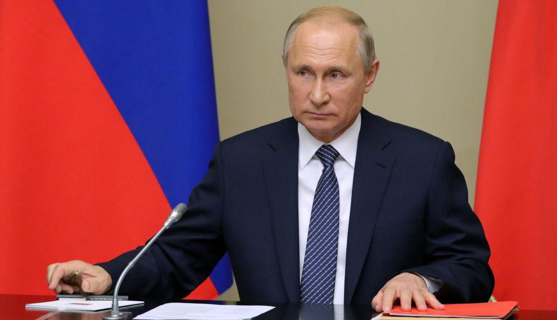 Vladimir Putin cumplirá 20 años en el poder este viernes en Rusia. (Foto: EFE)